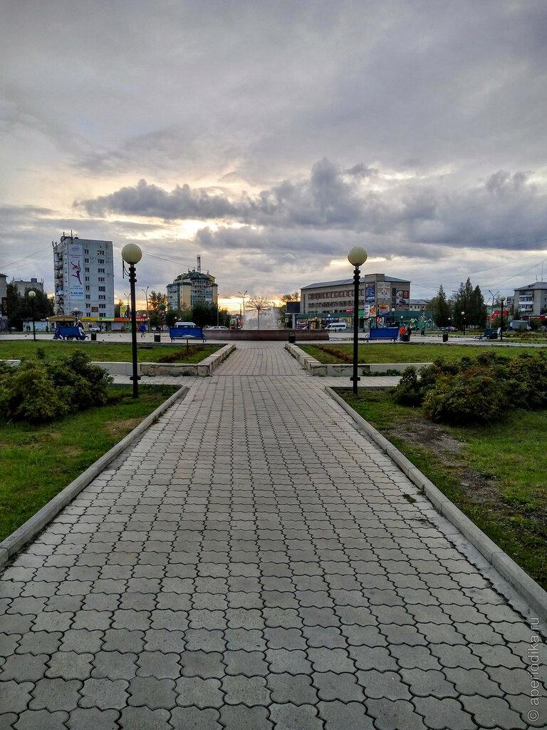 Серов. Город и достопримечательности