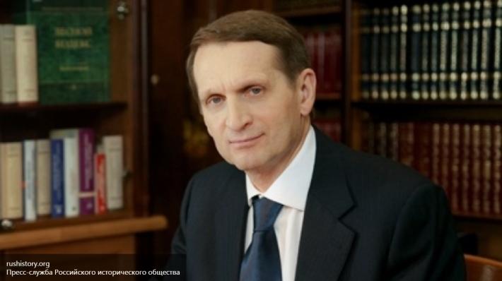 Нарышкин: сотрудничество Государственной думы  иВерховной рады может быть возобновлено