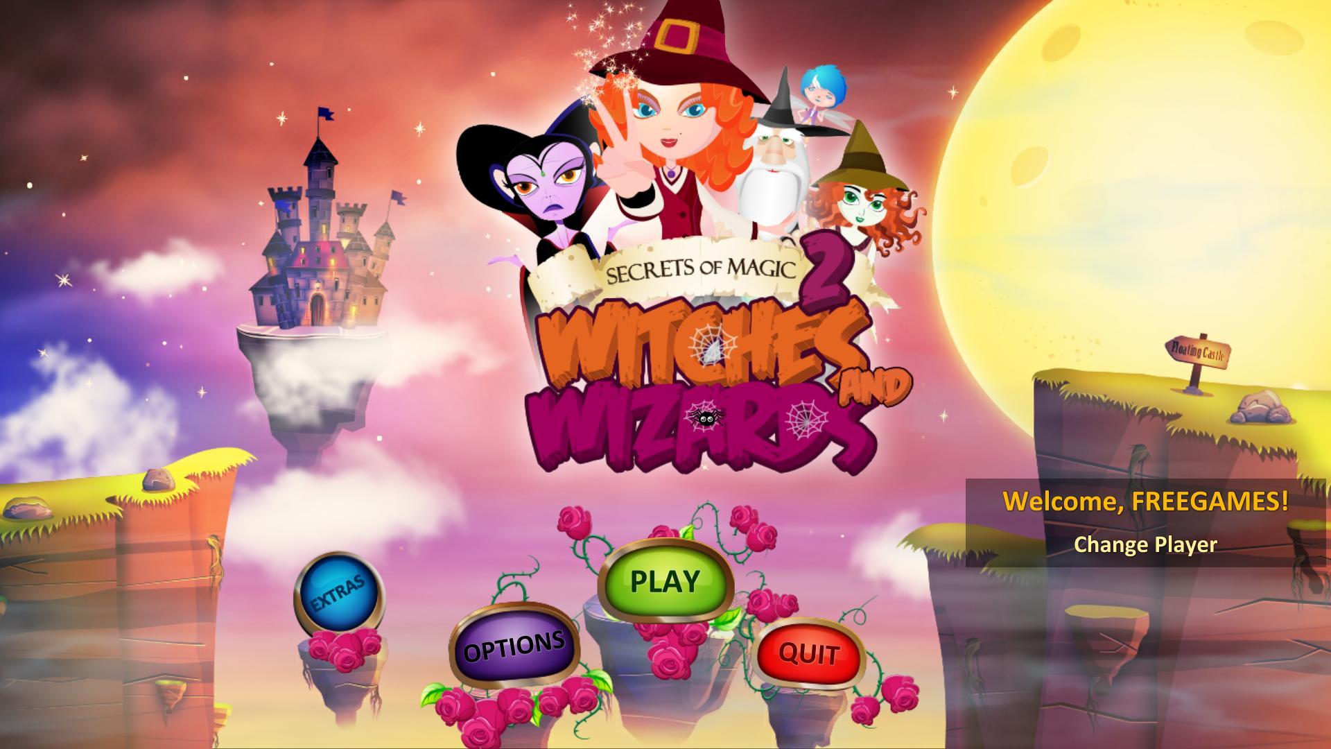 Секреты магии 2. Ведьмы и волшебники | Secrets of Magic 2: Witches and Wizards (En)
