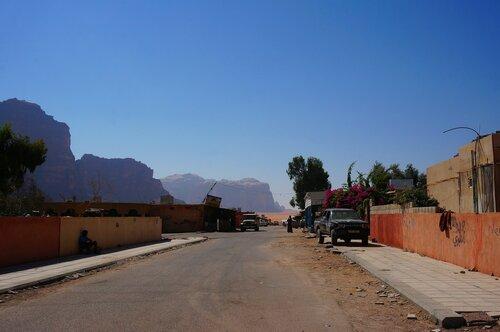В деревне Рам