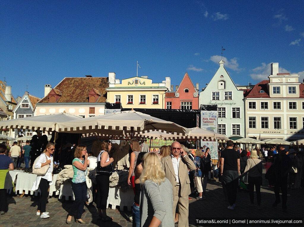 День Независимости в Таллине