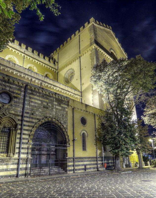 Messina, HDR photo