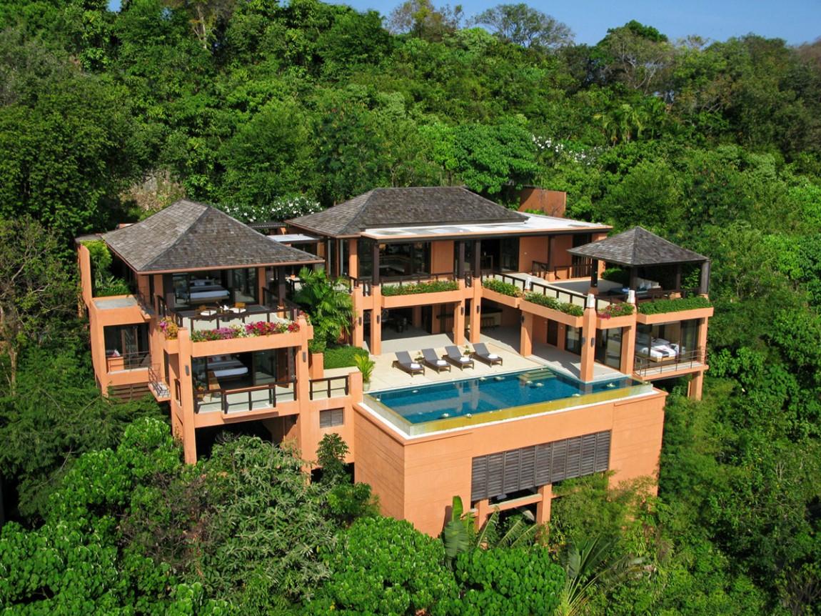 Вилла Киана (Villa Kiana) Пхукет, Таиланд