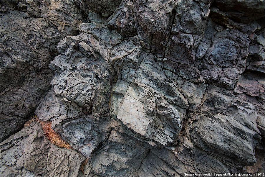 Где находилось жерло доисторического вулкана, который и стал