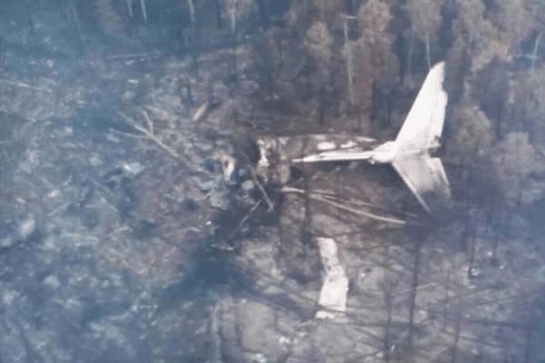 Ил-76 могли сгубить три роковых фактора— специалисты