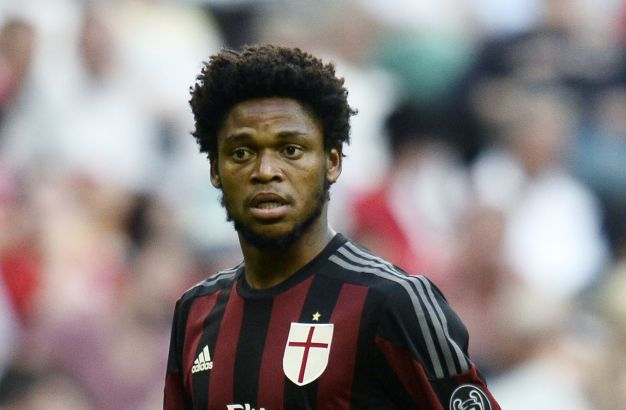 «Спартак» и«Милан» обсудят переход Луиза Адриано