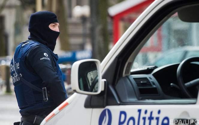 Полиция задержала вБрюсселе около 70 участников антифашистской манифестации, устроивших погромы