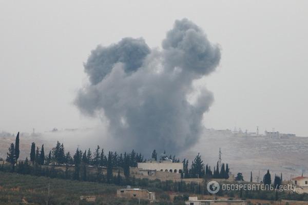 В итоге авиаударов Турецких ВВС вСирии погибло 47 гражданских лиц— наблюдатели