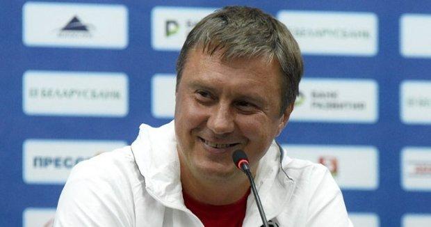 Реброва напосту основного тренера «Динамо» сменит Хацкевич