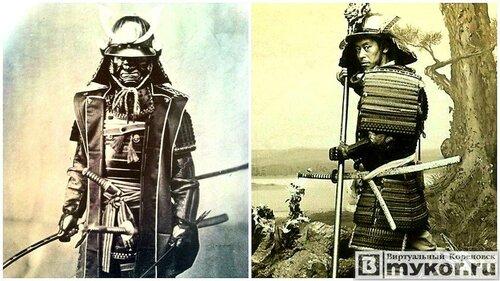 Интересные факты о японских самураях