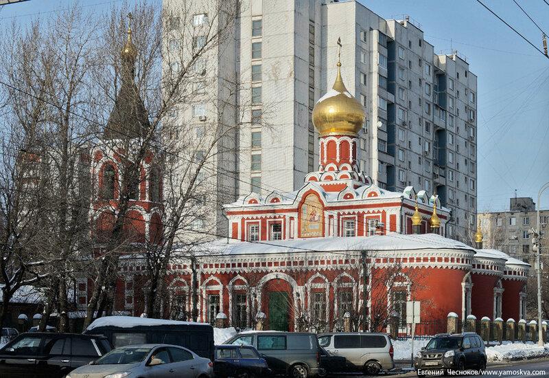 92А. Шереметьевская улица. 27.01.13.09..jpg