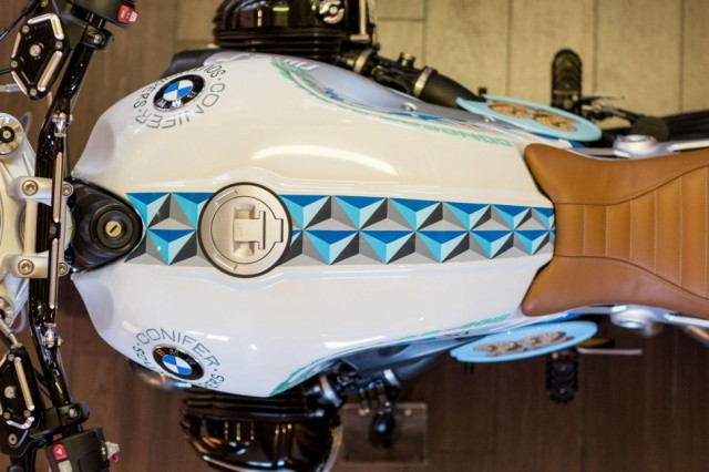 BMW Motorcycle Concept for Surfers