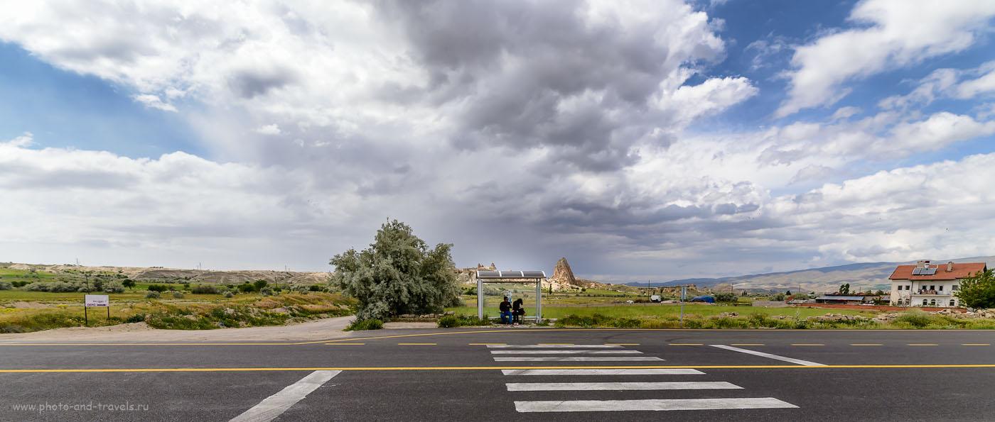 Снимок 31. Под бесконечным небом Каппадокии. Рассказы туристов о поездке на отдых в Турцию. 1/640, -0.33, 8.0, 250, 14.