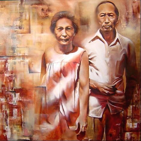 Contemporary Art by JC Jacinto