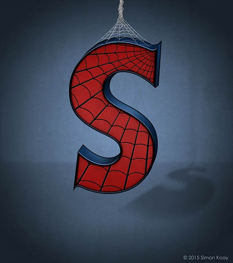 Superbet - The alphabet of cult superheroes