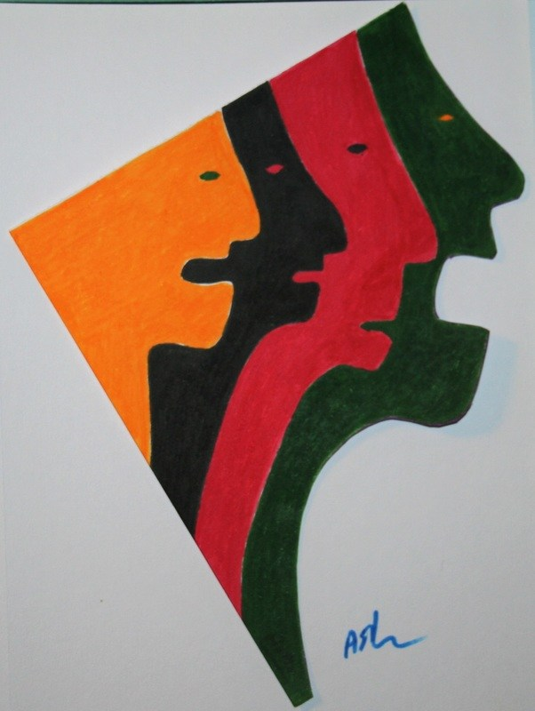 Emotional minimalism by Ashkan Safari