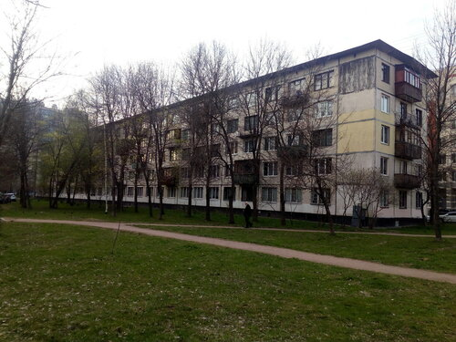 ул. Ушинского 3к1