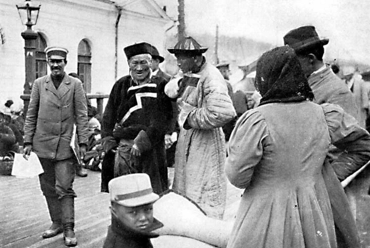 80. Монгольские путешественники