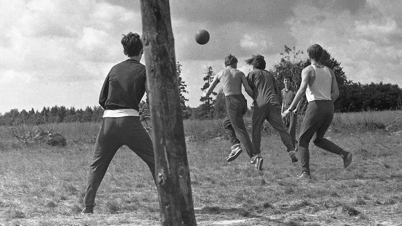 137. Футбол
