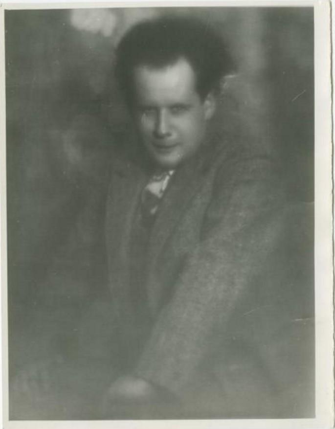 Режиссер Сергей Эйзенштейн 1928