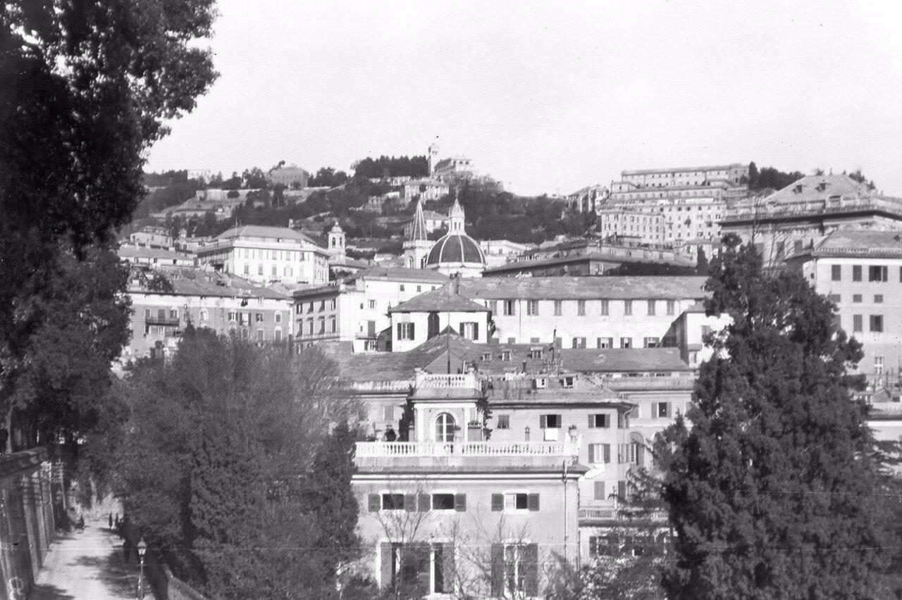 08. Генуя. Городской пейзаж
