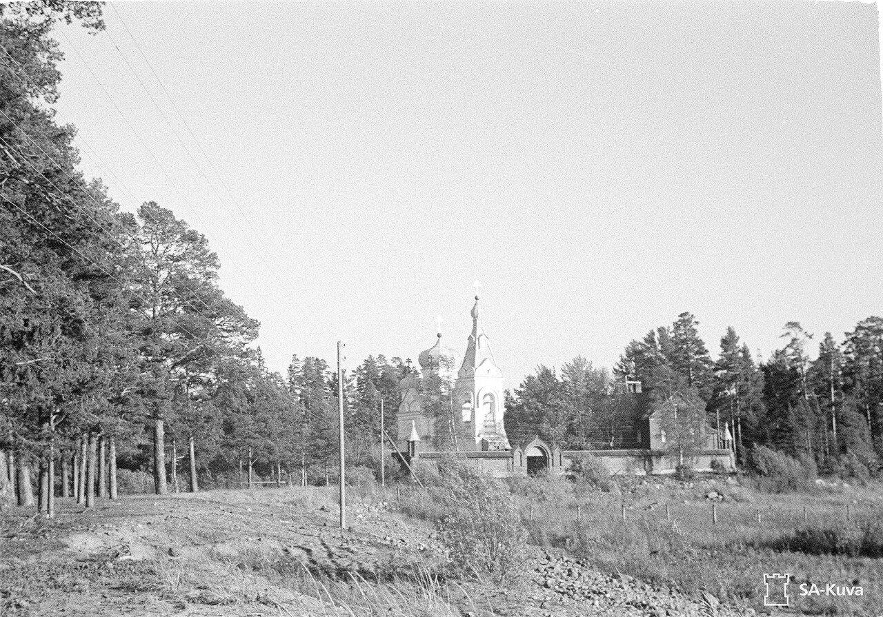 1941. Коневский скит
