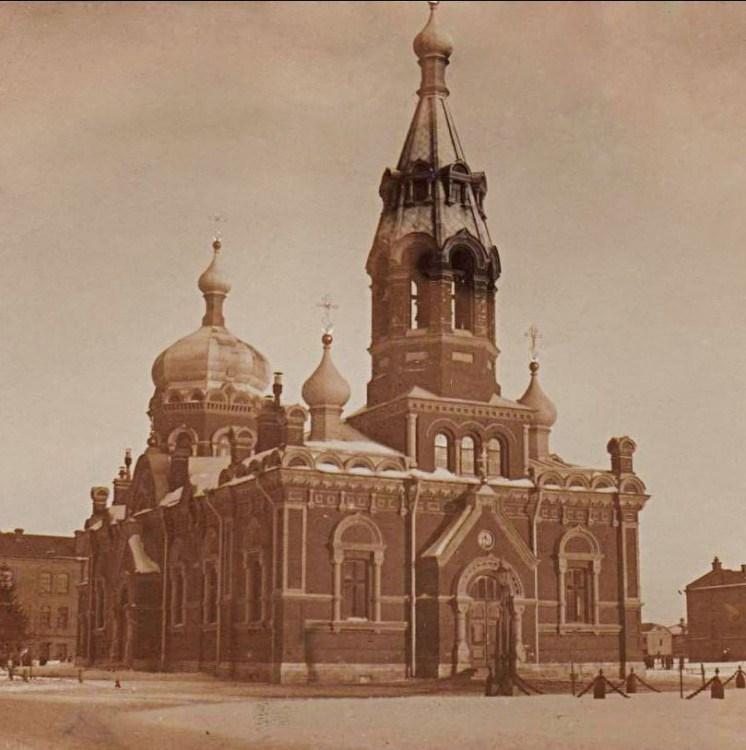 Церковь Анастасии Узорешительницы 148-го пехотного Каспийского полка