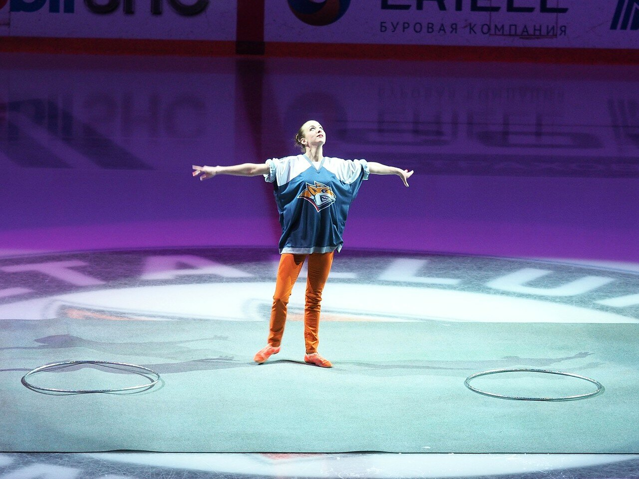 54Плей-офф 2016 Восток Финал Металлург - Салават Юлаев 23.03.2016