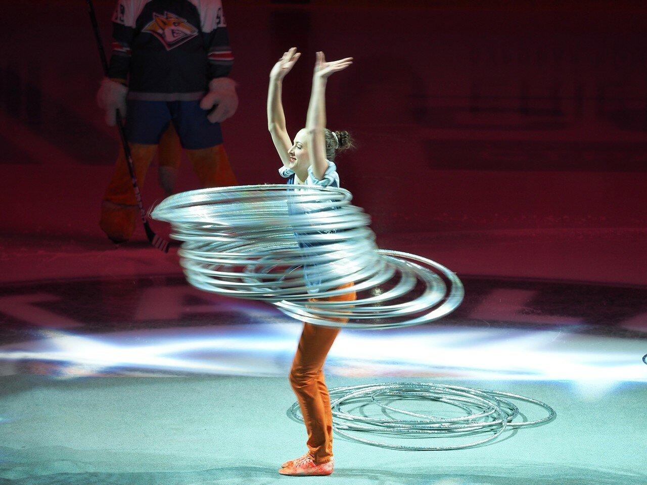 59Плей-офф 2016 Восток Финал Металлург - Салават Юлаев 23.03.2016