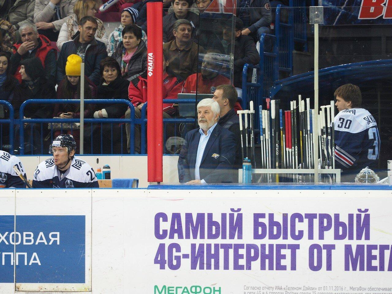 110 Первая игра финала плей-офф восточной конференции 2017 Металлург - АкБарс 24.03.2017