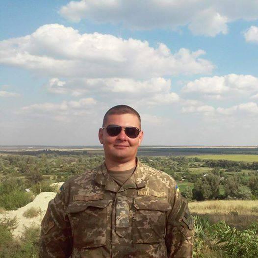Осталось трое деток: Волонтер показала офицера, который погиб в бою с российской ДРГ
