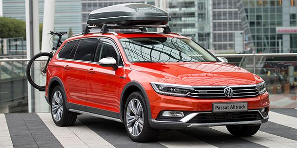 Новый Volkswagen Passat появится на рынке России