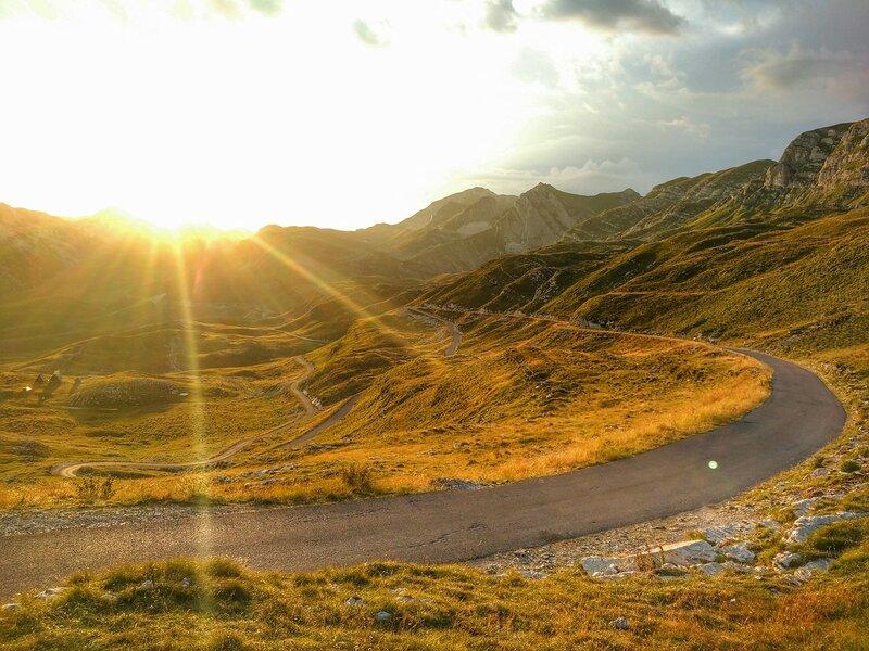 Дурмитор, север Черногории