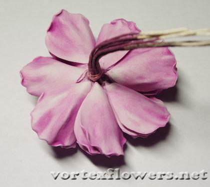 английская роза из фома мк