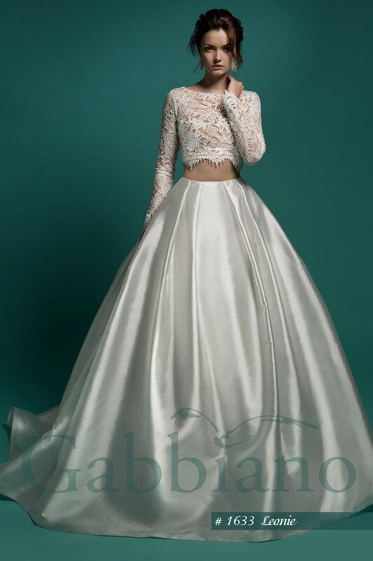 Свадебное платье Леони