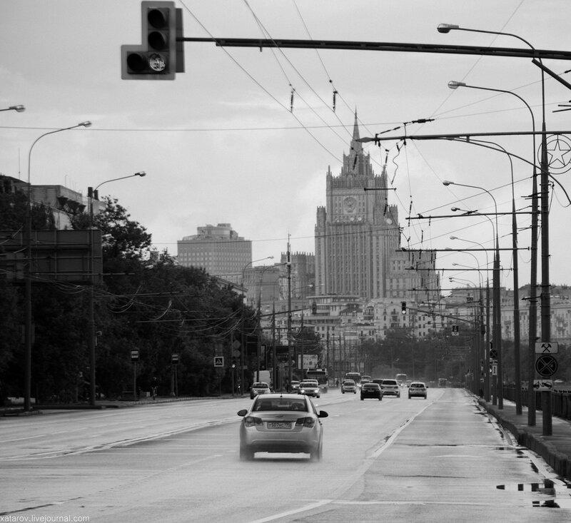 Бережковская набережная, Москва