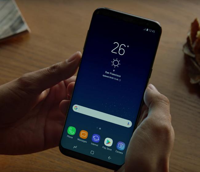 Эксперты раскрыли себестоимость смартфонов Samsung Galaxy S8 иiPhone 7
