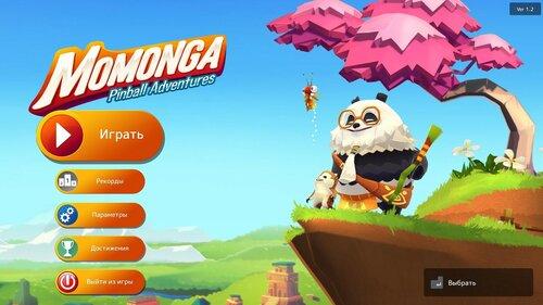 Пинбол. Приключения Момо | Momonga Pinball Adventures (Rus)
