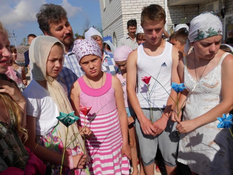 Стрелковая мечта особых Алчевских детей