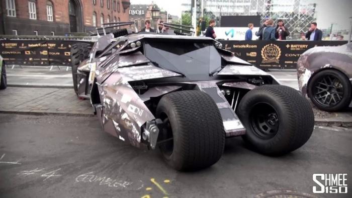 Автомобили им под стать. Bugatti, Ford GT, Chevrolet Impala на 28-дюймовых колёсах, Bentley 4 1/2 Li