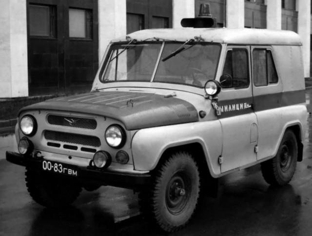 Тот самый луноход В семидесятые годы на Рижском автобусном заводе была изготовлена партия РАФ-22033,