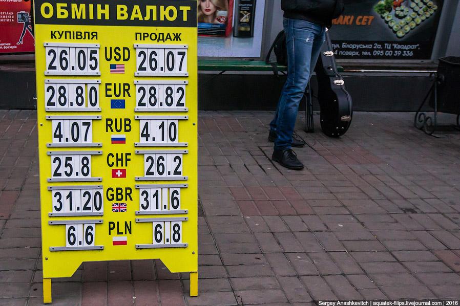 3. Очень выросли цены на бензин, естественно, вслед за долларом. 23 гривны за литр при минималь