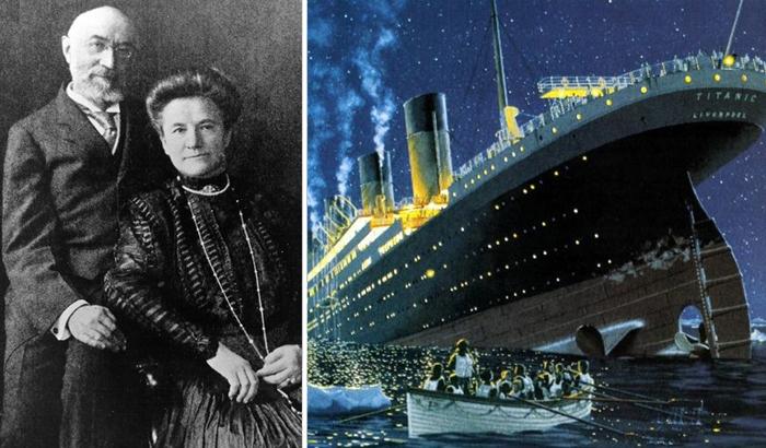Ида и Исидор Штраус: реальная история любви пассажиров «Титаника» (13 фото)