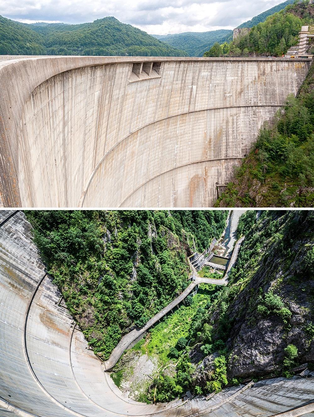 © depositphotos  © depositphotos  Плотина Видрару— идеальное место для того, чтобы поще