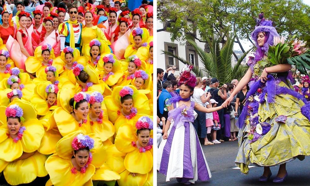 Chiang Mai Flower Festivals (Чиангмай, Таиланд)