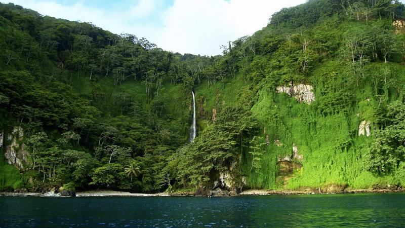 Вулканический остров в Тихом океане — самая отдаленная и изолированная провинция Коста-Рики. Находит