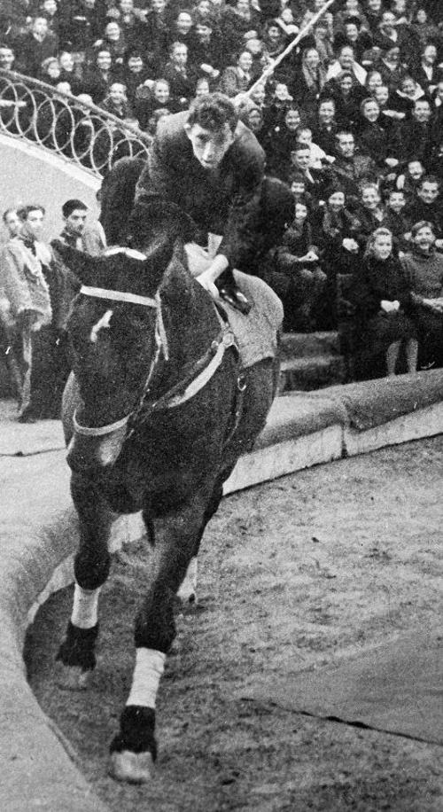 Эйнштейн в пушистых тапочках, 1937 год