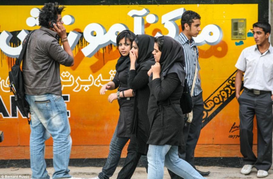 Скрытое лицо Ирана