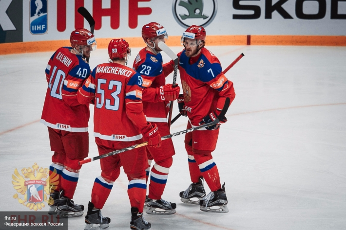 Сборную РФ похоккею невчем упрекнуть— Виталий Мутко