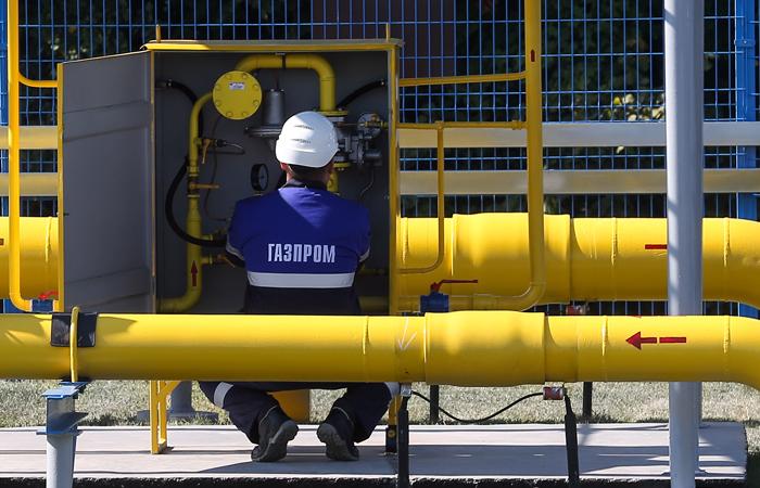 «Газпром» под давлениемЕС позволил реэкспорт своего газа